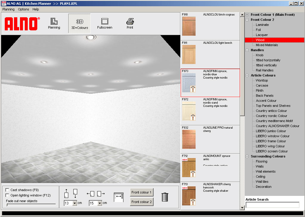 Alno kitchen planner portable anintha for Alno kuchenplaner download